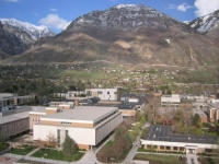 La universidad BYU