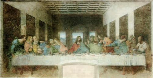 The Last Supper of Jesus Christ