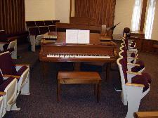 Piano Mormón