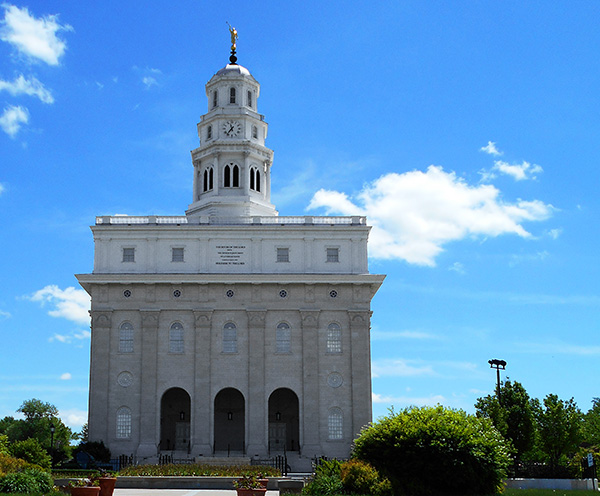 The Nauvoo Mormon Temple